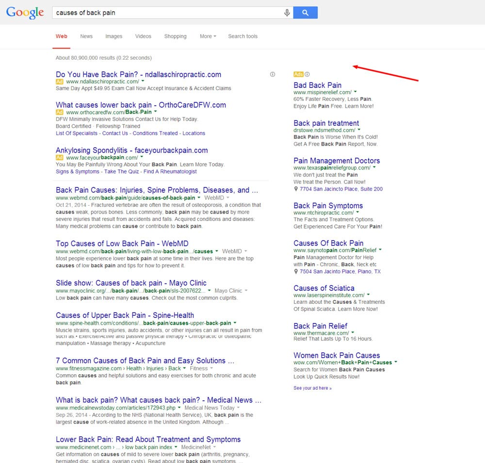 Organic SEO Venice FL, Healthcare Content Marketing - Google Verified health facts
