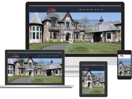 Real-Estate-Agent Web Design Venice FL