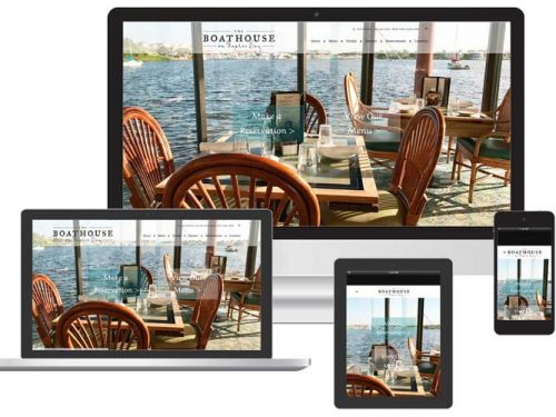 Restaurant Webdesign Naples