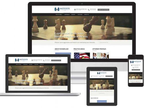 attorney web design venice fl