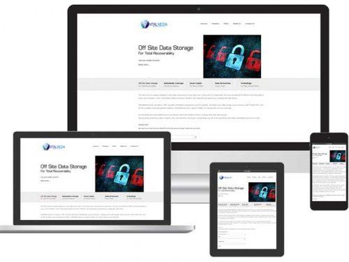 data security web design venice fl