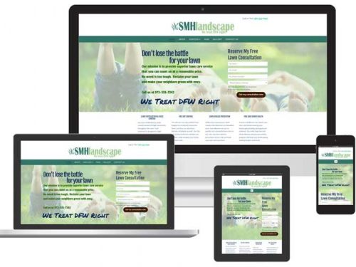 landscaping web design venice fl