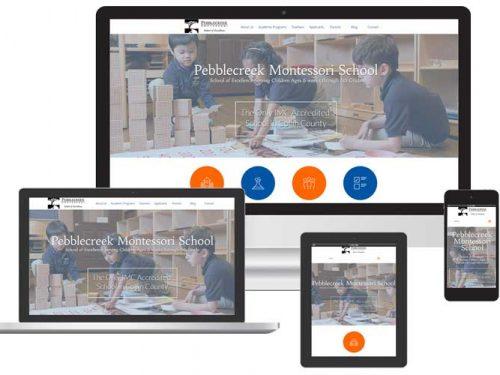 private school web design venice fl